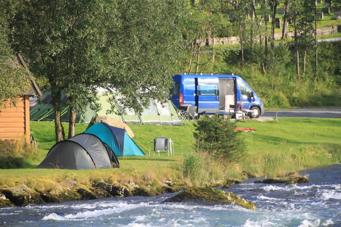 JØLVASSBU CAMPING, VASSENDEN I JØLSTER